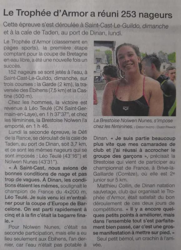 Ouest France 11-6-19