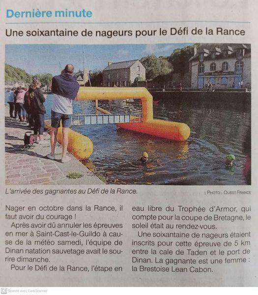 Ouest france 4 10 21