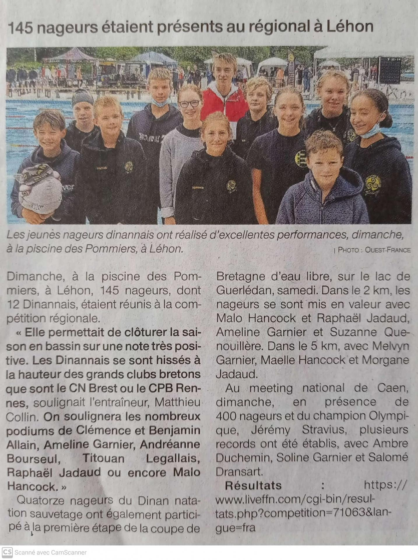 Ouest france 6 7 21